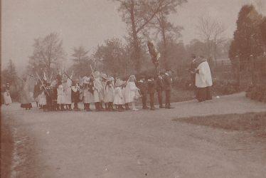 Flecknoe.  Morning Procession, May Day