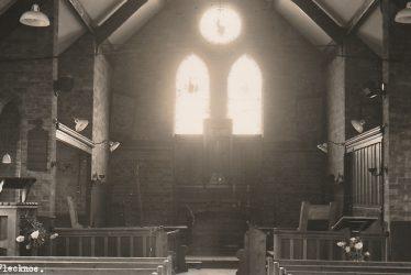 Flecknoe.  St Mark's Church