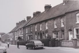31-55 New Street, Baddesley Ensor. 1970s | Warwickshire County Record Office reference CR2492/27/551