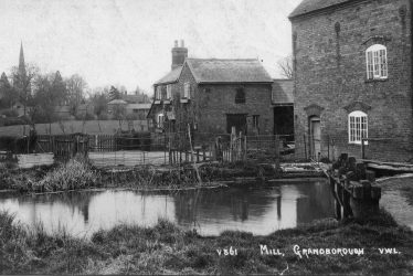 Grandborough.  Mill