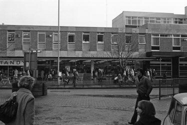 Nuneaton.  Shops