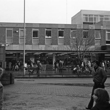 Nuneaton.  Shops