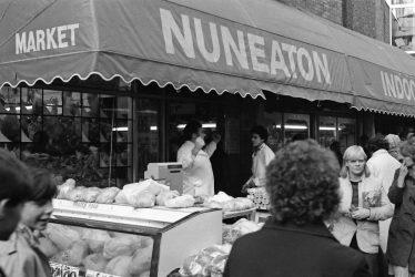 Nuneaton.  Heron Way