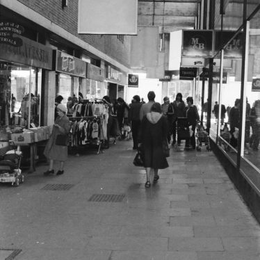 Nuneaton.  Queen's Arcade