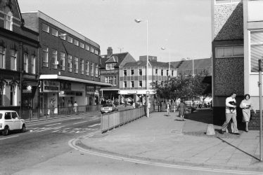 Nuneaton.  Church Street