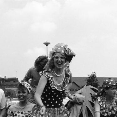 Nuneaton.  Carnival