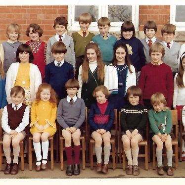 Memories of Ashorne School