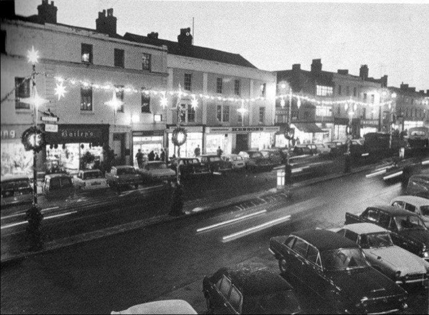 Stratford. Bridge Street | Image courtesy of Brian Henson