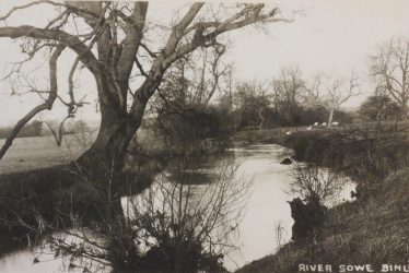 Binley.  River Sowe