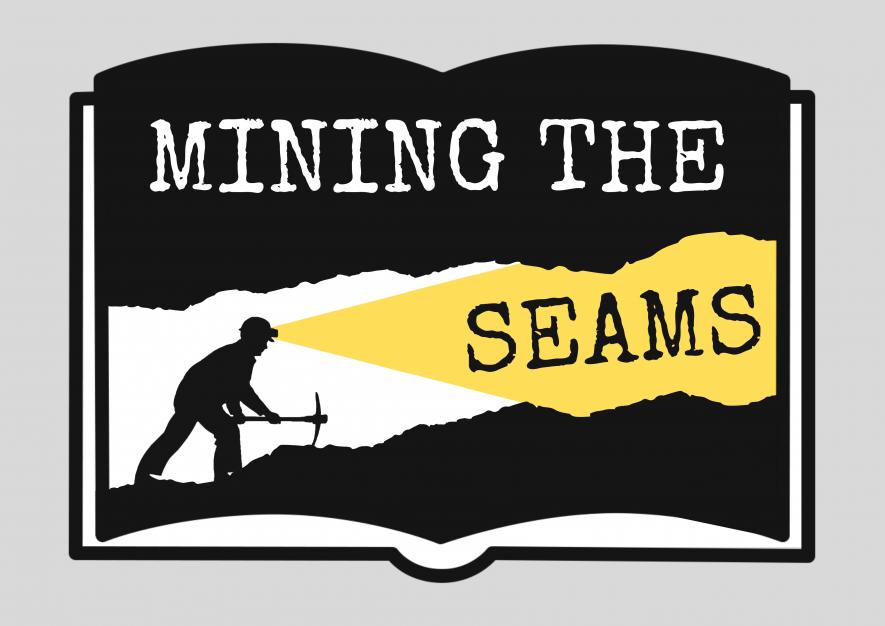 Mining the Seams logo