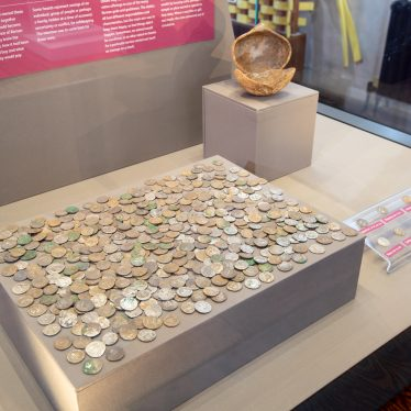 Warwickshire in 100 Objects: Roman Coin Hoard