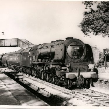 Canley.  Locomotive