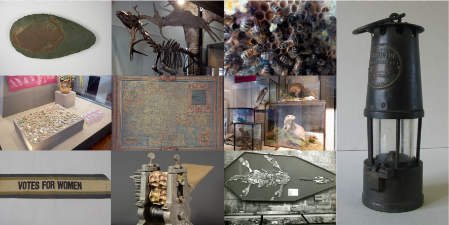 The top ten objects at Warwickshire Museum, as selected by Heritage & Culture Warwickshire. Which one will you vote for? | Image courtesy of Heritage & Culture Warwickshire