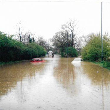 Memories of the 1998 Floods in Leamington and Radford