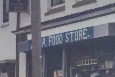 Nuneaton.  Asha Food Store