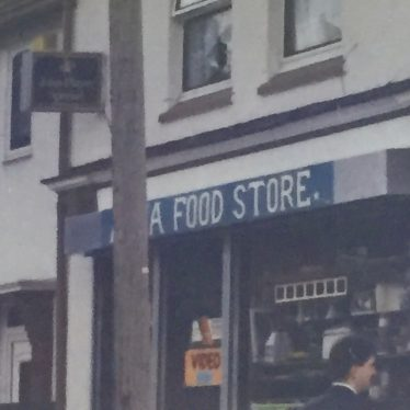 Nuneaton.  Asha Food Store