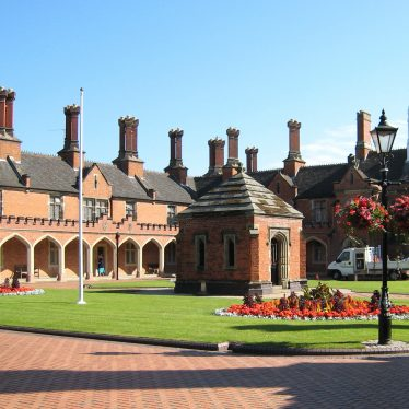 Nicholas Chamberlain's Hospital in Bedworth
