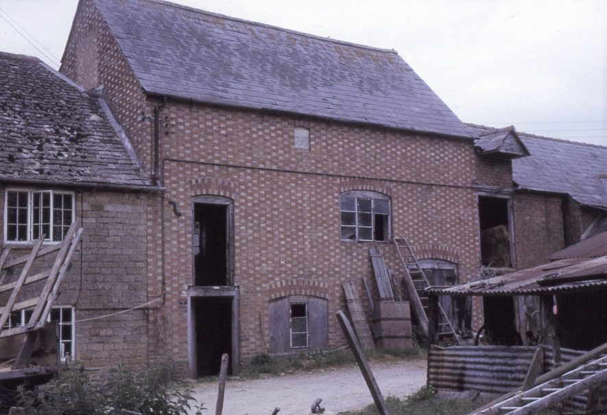 Cherington Mill, March 1970 | Image courtesy of Tim Booth