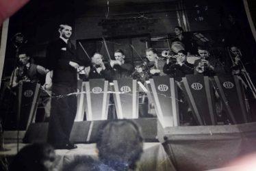 Nuneaton.  Dance band