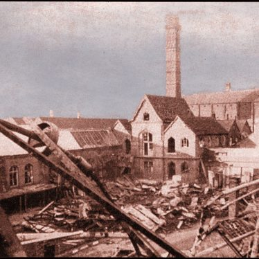 Eye Witness Account of The Coventry Blitz, 14th November 1940
