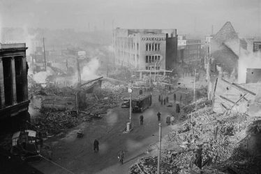 A Radio Engineer's Memories of the Coventry Blitz