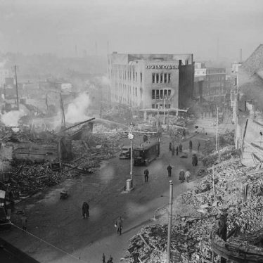 Surviving the Coventry Blitz