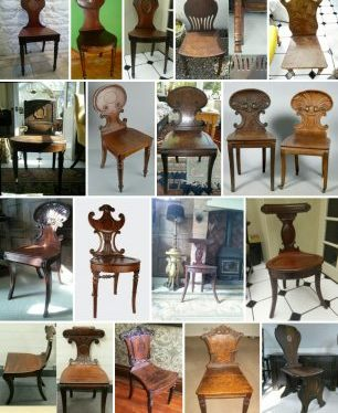 Chair collecting - an obsession!