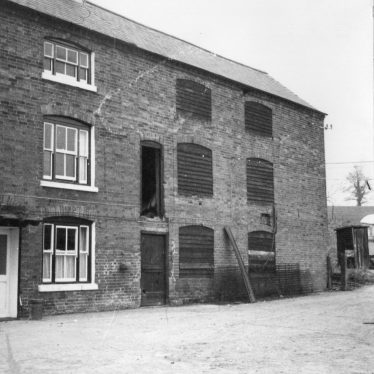 Newton.  Biggin Mill