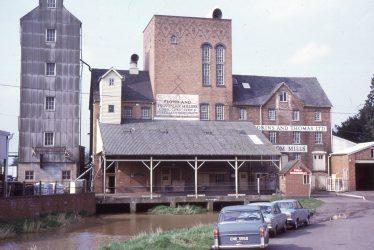 Broom.  Broom Mill