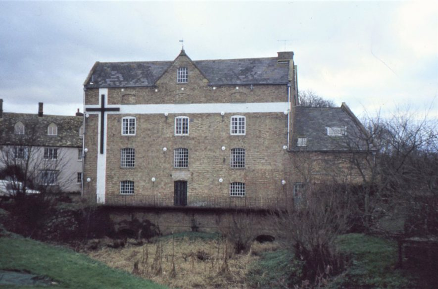 Burmington Mill, 1998. | Image courtesy of Tim Booth