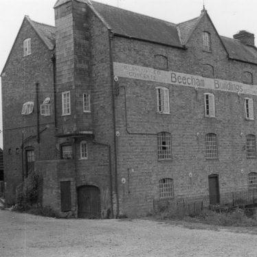 Burmington.  Burmington Mill