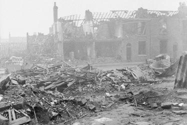 Bombs in Birmingham: Memories of the Second World War