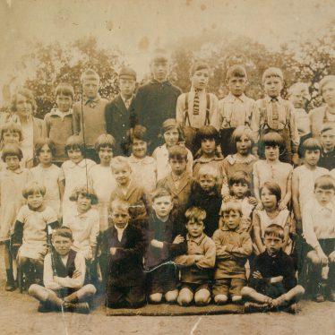 Astley School, 1939-1972