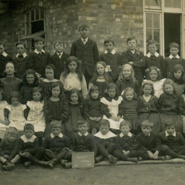 History of Astley School 1890s-1920s