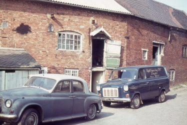 Coventry.  Foleshill Mill, Alderman's Green