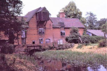 Maxstoke.  Maxstoke Mill