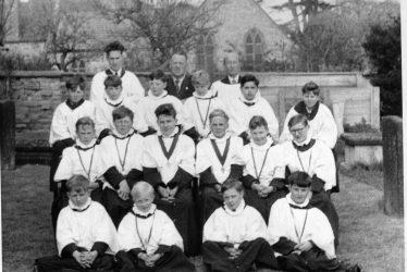 Shipston-on-Stour.  St Edmund's Church Choir