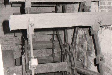 Maxstoke.  Mill Waterwheel