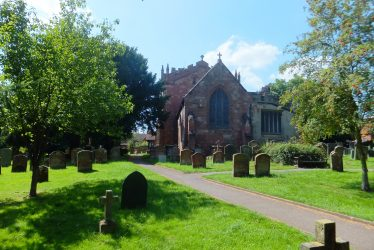 St Mary and All Saints Church, Fillongley Jigsaw Puzzle (100 Pieces)