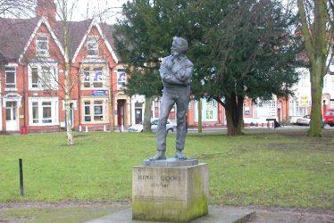 Rupert Brooke, More Than a War Poet