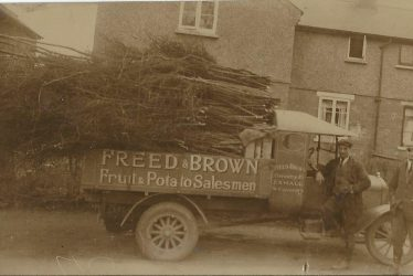 Exhall.  Freed and Brown Potato Salesmen