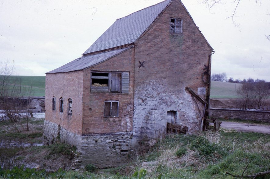 Welford Mill, April 1971 | Image courtesy of Tim Booth