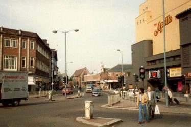 Pubs, Clubs, and a Changing Coventry City Centre