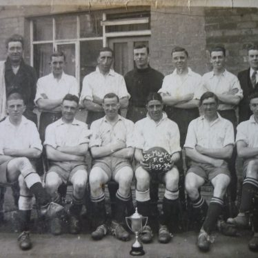 Leamington. Leamington St Mark's Football Team