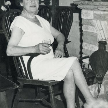 Rowington.  Mercedes Griffith at the Case is Altered