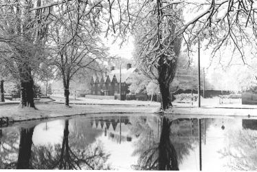 The Big Freeze of 1963 in Long Itchington
