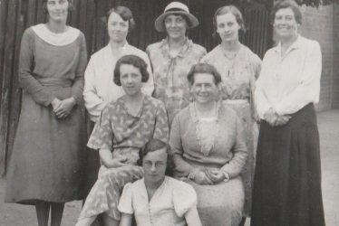 Cicely Lucas: Suffrage, Marriage, a Return to Westwood Heath